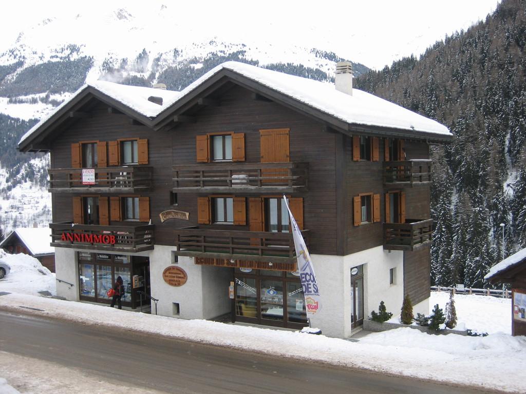 Annimmob Agence Immobiliere Dans Le Val D Anniviers Grimentz En